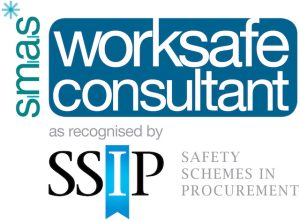 Worksafe consultant Logo Portrait